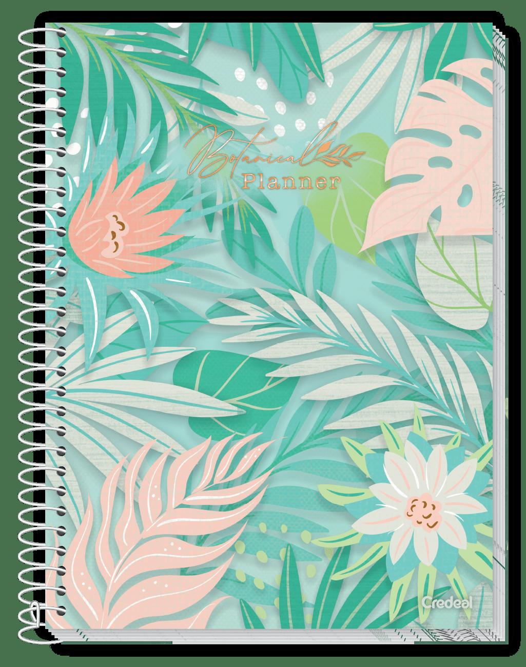 Planner Botanical